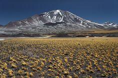 El Incahuasi - Incahuasi Volcano - 6621 m. Photography by Luis Franke
