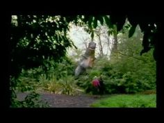 Elton John's gardens with Rosemary Verey.