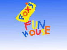 Fox's Fun House logo by PikachuxAsh