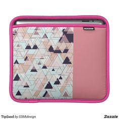 Tipiland iPad Sleeves
