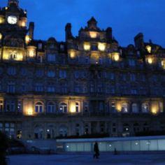Balmoral Hotel, Edinburgh