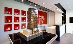 Newly pinned: Smart House's Presentation Centre (looking good)