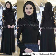 #Repost @hijabmoodofficial with @repostapp  Rabia Şamlı Vuslat Nakışlı Elbise - Siyah 199 TL   200 TL Üzeri Alışverişlerde 25 TL İNDİRİM  Whatsapp'tan sipariş ve bilgi için: 0506 918 74 54  İade ve Değişim Garantisi  100 TL ve Üzeri Ücretsiz Kargo  Kapıda Ödeme  SUBHAN ABAYAS share it more then 1800 Abayas Designs. Follow   @SubhanAbayas @SubhanAbayas @SubhanAbayas  #SubhanAbayas #abaya #beauty #muslim #fashion #muslimfashion #picoftheday #happy #girl #blog #love #pic #lookoftheday #hijab…