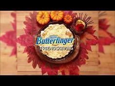 Butterfinger® Easy No-Bake Friendsgiving Pie - YouTube