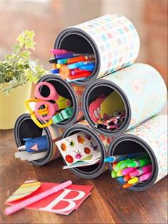 15 DIY Organization Ideas for Girls