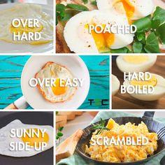 ↝ ENGLISH EXPRESS ↜  En EEUU existen 3 maneras diferentes de freír un huevo  ➞ Aprende a pedirlos en #inglés cuando vayas a un restaurante #LearnEnglish #StudyAbroad  Aprender inglés, learning english, estudiar inglés, cocinar en inglés, vocabulario en inglés