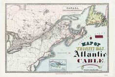 History of the Atlantic Cable & Submarine Telegraphy - Atlantic Cable Broadsides