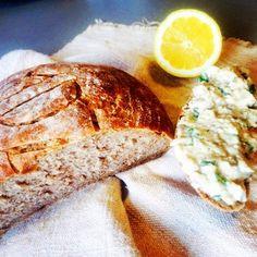 KVÁSKOVÝ ŠPALDOVO- RAŽNÝ CHLEBÍK S ORECHAMI :: Chuť od Naty- jedlo, ktoré chutí Bread, Food, Brot, Essen, Baking, Meals, Breads, Buns, Yemek
