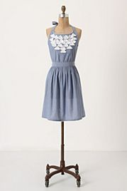Megan, shall we be apron sisters??! Love this one