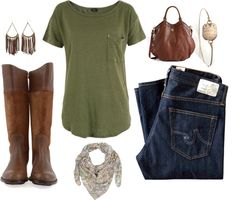 """""""These Boots are Made for Walking"""" by nicki-rae on Polyvore"""