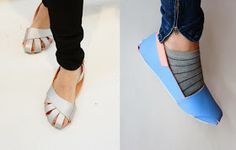Ame Design - amenidades do Design . blog: Moda Criativa: Projeto conceitual de calçado