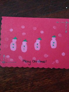 Homemade Christmas cards #christmas #homemade #cards #children #craft #kids Homemade Christmas Cards, Homemade Cards, Christmas Ideas, Christmas Decorations, Xmas, Craft Kids, Kids Cards, Fun Crafts, Classroom