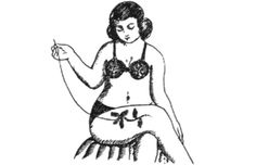 """What is Femme? And another: http://querything.wordpress.com/2012/02/22/53/ """"Femme's a choice: intentionality. It's a skill, and the product of time and thought and self-respect and subversion and hopefully a fair bit of fun and glitter and joy too."""""""
