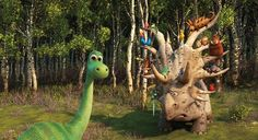 7 Secrets From the Making of The Good Dinosaur | Oh, Snap! | Oh My Disney