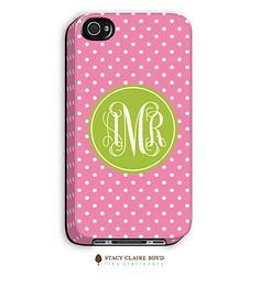 Stacy Claire Boyd-phone | iPhone 4/4S Cases-Fashion | Light Bright iPhone 4/4S Case 3D (SCB) | The PrintsWell Store