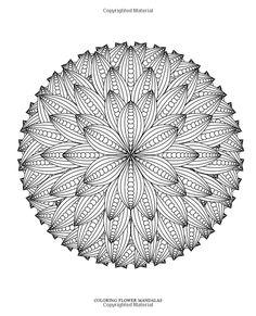 Ausmalbilder Erwachsene Mandala Yin Yang Experte