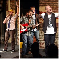 If you missed last night's 'MS Werd & Friends' at Westside Comedy Theater, you missed so much music/rap/laughter from Swaim, Dan, Cody, and special guest Dr. Awkward.