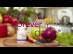 Forever Daily Supplement - drink aloe with our Forever Daily and maximise absorption...3 x faster absorption when taken with our Aloe Vera Gel.  To buy yours go here: http://www.linacostanza.myforever.biz/store