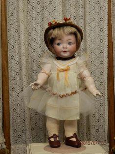 "12 1 2"" Adorable Character Doll Hertel Schwab 165 4 | eBay"