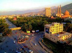 #Kabul City, #Afghanistan