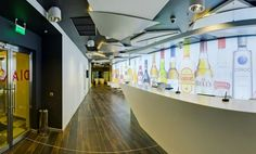 Sergey Estrin Architects | Diageo Company representative office