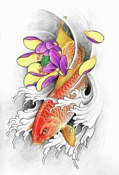 Tatuagem oriental/Orient tattoo