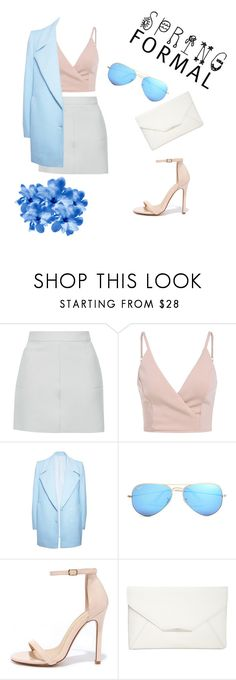 """""""Untitled #54"""" by sexyvictoria77 ❤ liked on Polyvore featuring Topshop, FAIR+true, Ray-Ban, Liliana and Style & Co."""