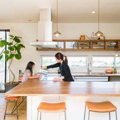 #注文住宅 #デザイナーズ住宅 #設計士と直接話せる #コラボハウス #キッチン収納 #造作キッチン #暮らし #うつわ #kitaworks #インテリア #愛媛 #香川