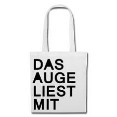 WORTFORM I Stofftaschen ;-) www.wortform.spreadshirt.de
