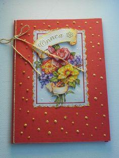 Kortti #84 / Greeting card by Miss Piggy