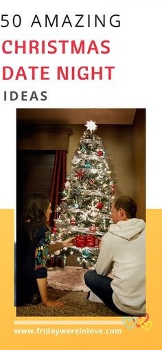 50 Christmas Date Ideas: these holiday date night ideas are perfect to spark some romance during the holiday season! Unique Date Ideas, Cheap Date Ideas, Date Ideas For New Couples, Marriage Relationship, Happy Marriage, Marriage Advice, Relationships, Christmas Date, Holiday Dates