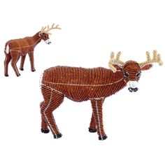 Fathers Day Gift Idea - Beaded Beadworx Deer| Grass Roots Creations