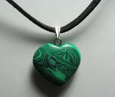 Heart of Mother Nature Green Natural by KarysLittleTreasures, $3.00
