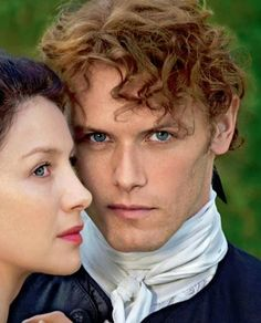 Jamie and Claire Season 2 Claire Fraser, Jamie Fraser, Jamie And Claire, Outlander Season 3, Outlander 3, Sam Heughan Outlander, Outlander Casting, Diana Gabaldon Outlander Series, Outlander Book Series