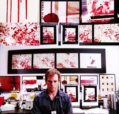 Showtime take note this is what the complete box set of dexter dexter now this is another show that would hook people who love fandeluxe Choice Image
