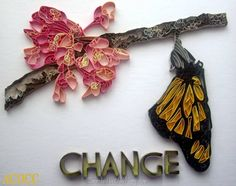 Made by Michelle Jamieson - ABCs quilling (Searched by Châu Khang)