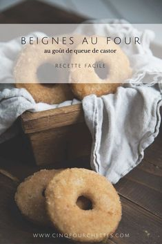 Desserts With Biscuits, No Cook Desserts, Gluten Free Desserts, Dessert Recipes, Beignets, Homemade Apple Crisp, Baked Donuts, Food Test, Sweet Recipes