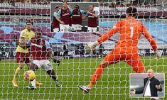 West Ham 1-0 Burnley: Michail Antonio strike claims all three points   Daily Mail Online