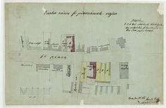 Csaba város főpiacának rajza [BéML XV 1 a 13] | Térképek | Hungaricana Floor Plans, Diagram, Floor Plan Drawing, House Floor Plans