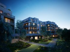 Architectural Rendering | 3D Rendering of an architectural competition in Paris
