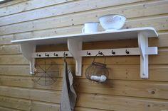 Kapstok/ keukenrek, 150cm