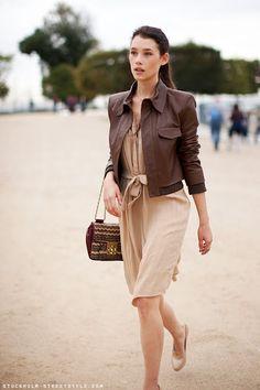 simple and elegant #fashion #wearing