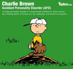 Top 10 Cartoon Psychiatric Disorders