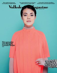Volkskrant Magazine  Photographer: Anne Claire de Breij   Art Director: Jaap Biemans