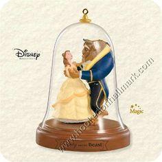 2008 Magical Night - MAGIC - Hallmark Disney Keepsake Ornament