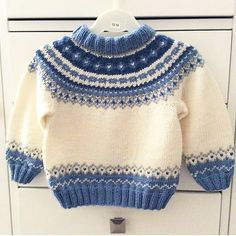 Fair Isle Knitting Patterns, Baby Cardigan Knitting Pattern, Knitted Romper, Baby Knitting Patterns, Baby Girl Cardigans, Knit Baby Sweaters, Baby Kind, Knitting For Kids, Blog