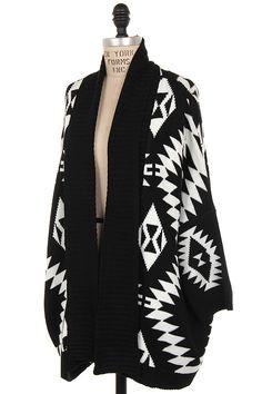 aztec sweater #swoonboutique