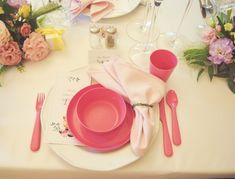 Nakrycie stołu dla dzieci | Stół dla dzieci | Roczek dziewczynki | Chrzest dziewczynki | Dekoracja stołu | Stół na Chrzest