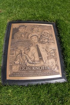 Don Knotts (1924-2006) TV/Film Actor Grave Location: Westwood Memorial Park Los Angeles Cal.