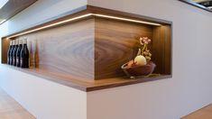 Modern Home Decor Kitchen Niche Design, Shelf Design, Office Interior Design, Interior Decorating, Home Decor Kitchen, Diy Home Decor, Wardrobe Design Bedroom, Modern Bookcase, Deco Originale